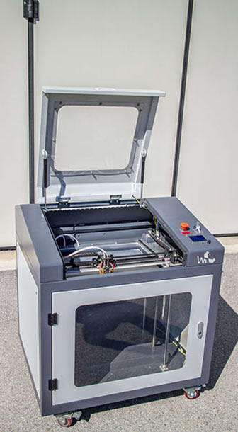 WL3D stampante WDS450