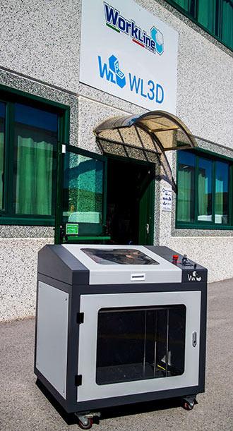 stampante 3D WDS4530